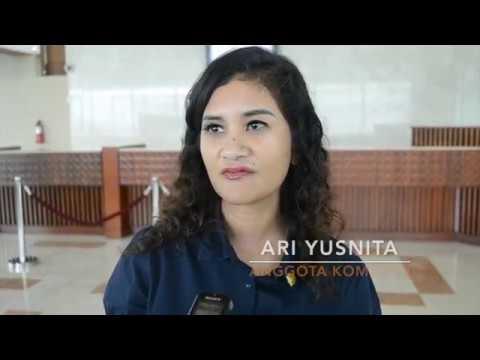 Ari Yusnita Anggota Komisi VII Minta Pemerintah Jangan Dijadikan PLTN Opsi Terakhir Dalam Menanggula