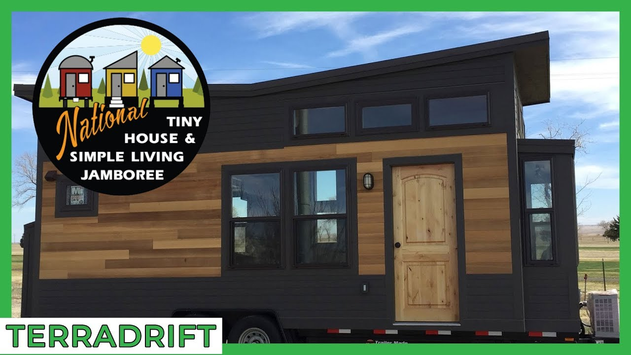 AMAZING and Innovative Structures at the 15 Austin Tiny House Jamboree