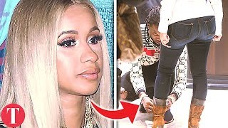Download Strict Rules Cardi B Makes Offset Follow To Get Back In Her Good Graces Mp3 and Videos