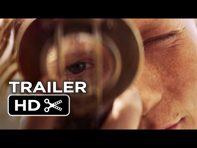 Tracks Official Trailer #2 (2013) - Mia Wasikowska, Adam Driver Movie HD