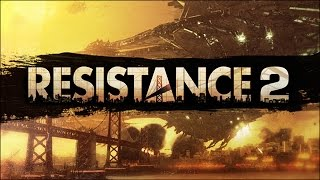 Resistance 2 Game Movie (All Cutscenes) 2008