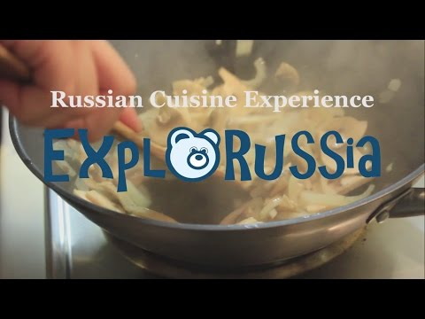 Russian Cuisine Experience with ExploRussia