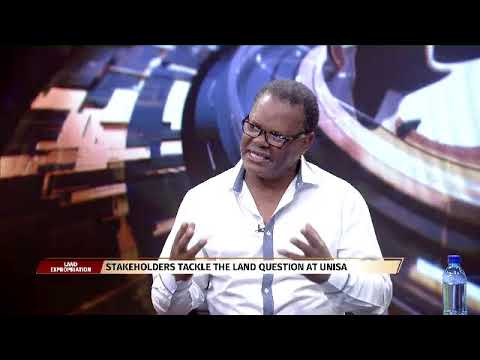 Stakeholders tackle the land question at Unisa