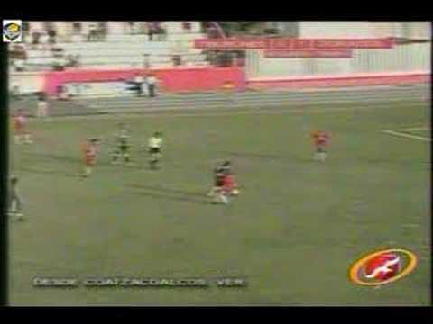 Gol de Banda vs Coatzacoalcos
