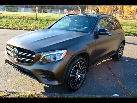2016 mercedes benz glc 300 review youtube. Black Bedroom Furniture Sets. Home Design Ideas