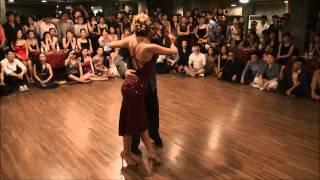 2013 Tango Ensueño Carlitos Espinoza & Noelia Hurtado grand party 1