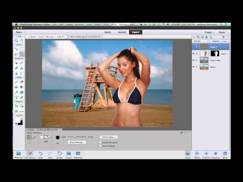 Learn Adobe Elements - Episode 10: Compositing