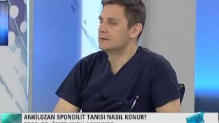 Prof.Dr. Omer Kuru, Beyaz TV'de Her şey için Sağlık'ta 'Ankilozan Spondilit'  nedir anlatıyor.