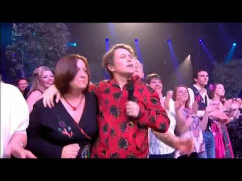 An Evening with Take That - Shine - ITV - 8th April 2017