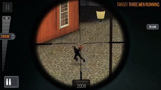 Sniper 3D Assassin: Shoot to kill ( YOU CAN RUN... MISSION)
