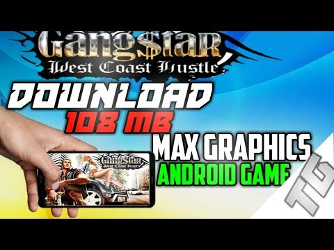 {108}HOW TO DOWNLOAD GANGSTER WEST COAST HUSTLE GAME IN ANDROID!! BY TECHNICAL GAMER!!