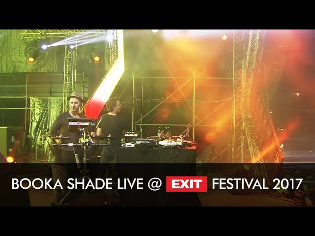 EXIT 2017 | Booka Shade Live @ mts Dance Arena FULL HD Show
