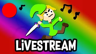 Cadence of Hyrule - Livestream 🔴