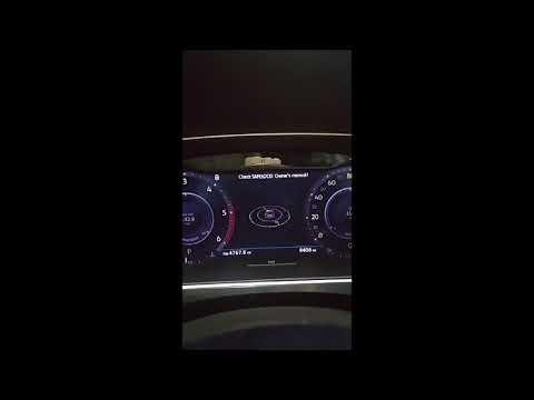 VW Tiguan oil and Inspection light reset. Tiguan kasowanie informacji serwisowych oleju i inspekcji