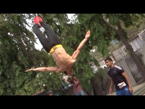 Tiger Shroff's DEADLY Stunts Full UNCUT Video