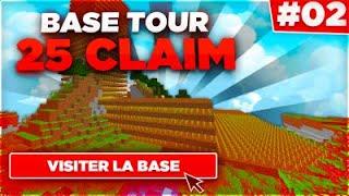CETTE FARM FAIT 11 CLAIM BASE TOUR  | Vanadia