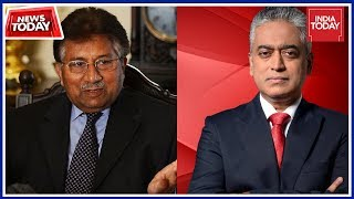 Pervez Musharraf Speaks To India Today On Imran Khan's Victory | News Today With Rajdeep