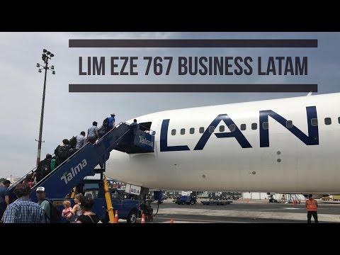 Lima Ezeiza Business LATAM PERU