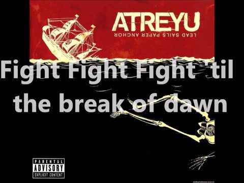 Honor - Atreyu W/lyrics
