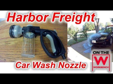 Harbor Freight Car Wash Nozzle