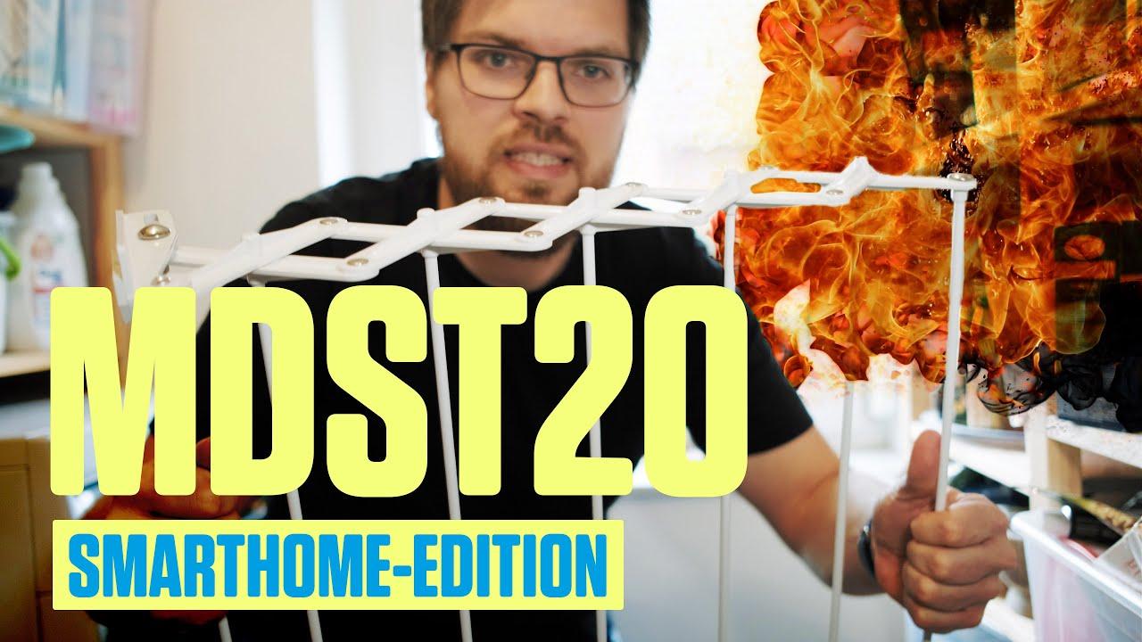 Videothumbnail Mach deine Scheiße Tag (Smarthome) #MDST20