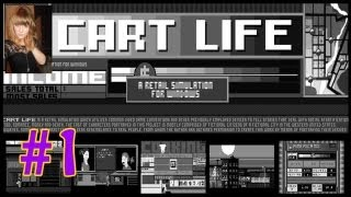 """""""What The Hell IS This Game?!"""" Cart Life w/ MiszGamer (1)"""
