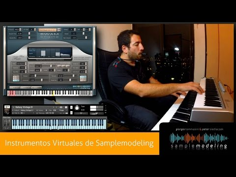The Most Realistic Virtual Instruments, Samplemodeling Technology
