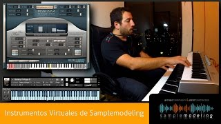 the most realistic virtual instruments samplemodeling technology