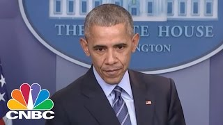 President Obama: Told Vladimir Putin To 'Cut It Out' On Hacking | CNBC