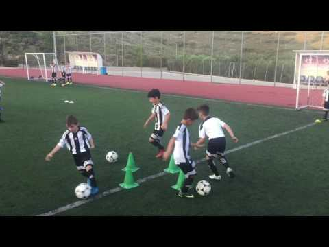 Juventus Camp Athens - Week 1
