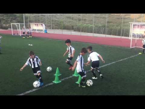 Juventus Academy Training Camp Athens - Week 1