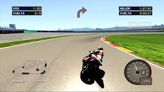 MotoGP 06 Xbox 360   Valencia   Yamaha YZR-M1   Yamaha Racing   Valentino Rossi   2005