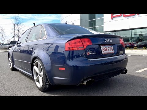 The Hype Is Real - B7 Audi RS4