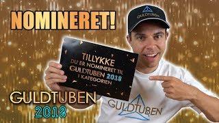 Nomineret til Guldtuben 2018!