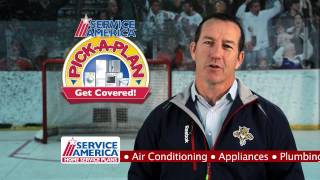 Florida Panthers Pick Service America for Home Service Contracts | SERVICEAMERICA.COM