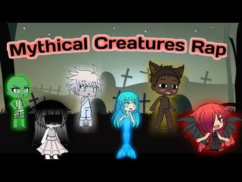 Philippine Mythical Creatures Rap | Inspired By: Star Voltz Playz | KaiserPlays| Gacha Life MV
