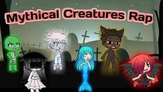 Philippine Mythical Creatures Rap | Inspired by: Star Voltz Playz | KaiserPlays| Gacha Life MV