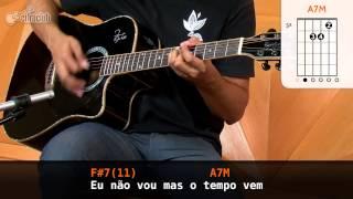 Olhos Certos - Detonautas (aula de violão simplificada)