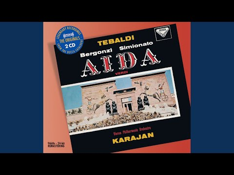 Verdi: Aida - Overture