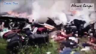 Thảm họa Boeing MH17. Hiện trường những phút đầu tiên mới được công bố