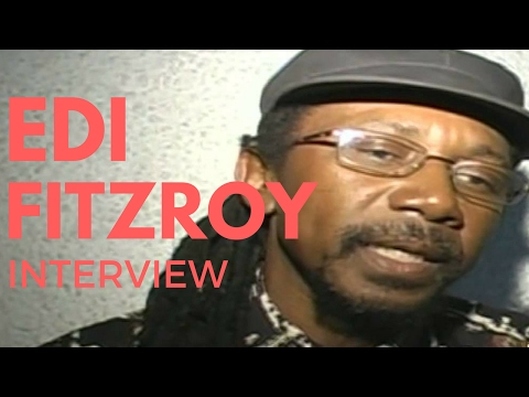 Edi Fitzroy Interview (History Lesson) R.I.P