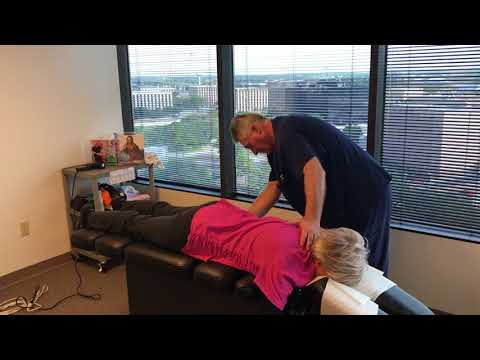 """Renae """"Crack Addicts"""" Favorite Gets Adjusted After Hours At Advanced Chiropractic Relief"""