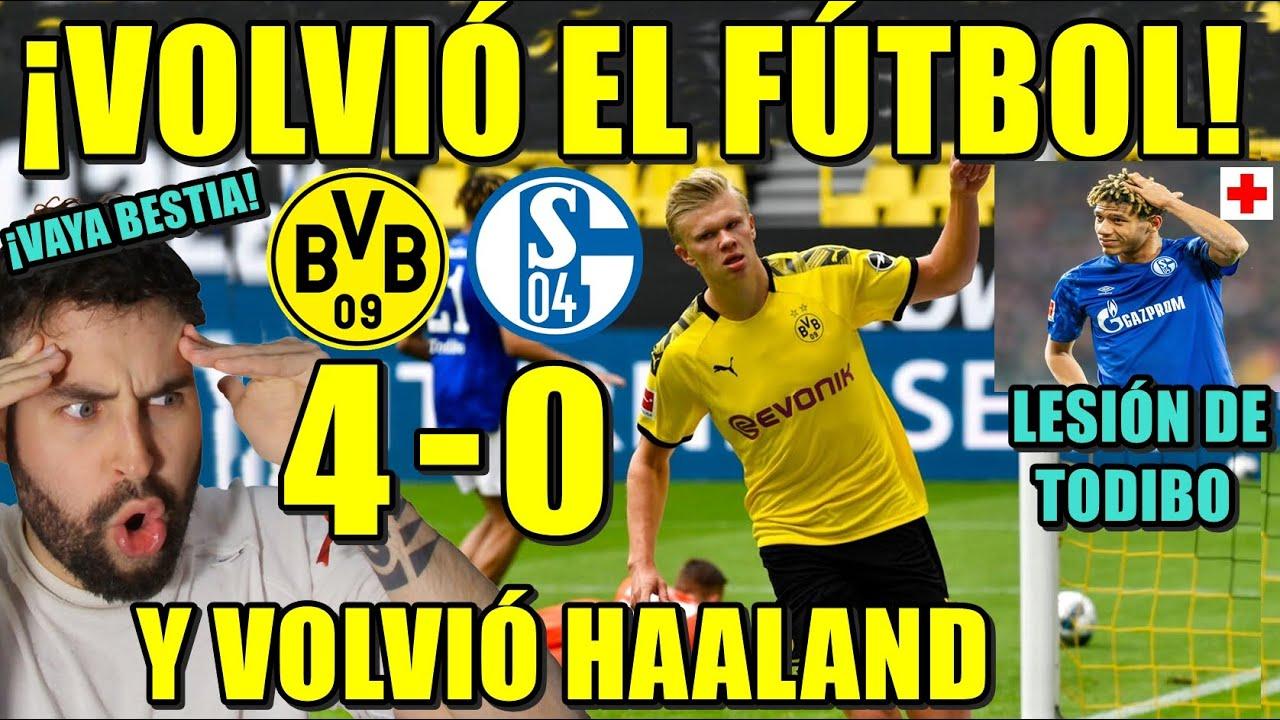 Otra exhibicin de Haaland mete al Dortmund en cuartos