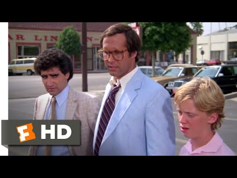 National Lampoon's Vacation (1983) - Clark's New Car Scene (1/10) | Movieclips