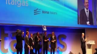 Italgas torna in Borsa dopo 13 anni
