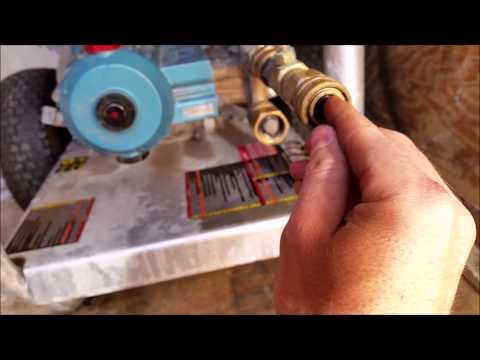 Leaking Pressure Washer Repair | Clean Pro Exteriors