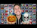 "How To Say ""HAPPY HALLOWEEN!"" In 42 Different Languages"