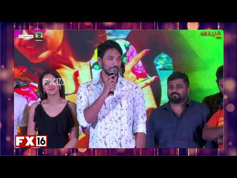 Gautham Karthik Speech | GHAJINI KANTH Movie Press Meet