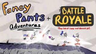 The Fancy Pants Adventures: Battle Royale
