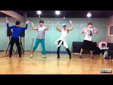 2AM (Miss AM) - Goodbye Baby (dance Practice) DVhd